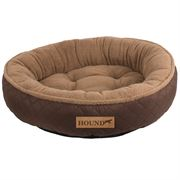 Hound1S_Brown-donut-bed